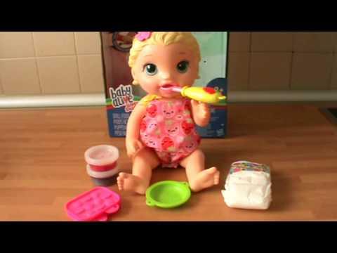 REVIEW: Baby Alive Snackin' Lily | ¡Mi nueva muñeca Baby Alive!