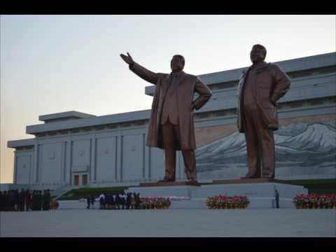 Podcast 01: Paranoia in Pyongyang - A conversation with John Everard