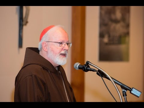 "Cardinal Seán Patrick O'Malley, ""Pope Francis and Evangelization"""