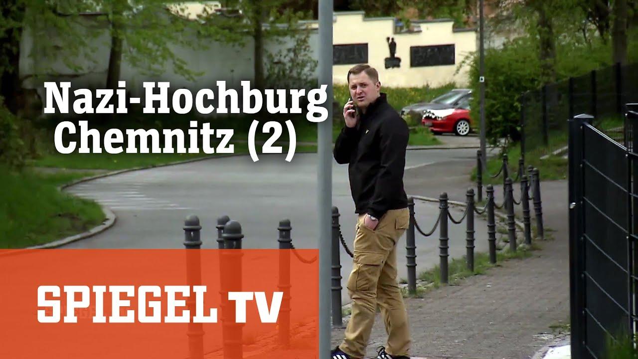Nazi-Hochburg Chemnitz (2/2): Wie sich Rechtsextremisten mit Corona-Kritikern verbünden