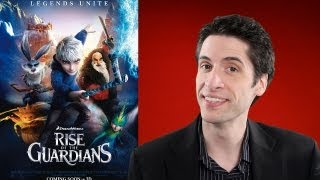Rise of the Guardians movie review