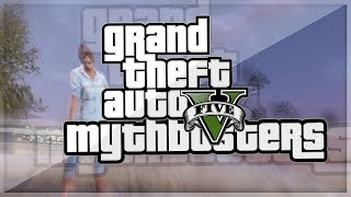 Grand Theft Auto V Myths - Drunk/Drinking (In-depth)