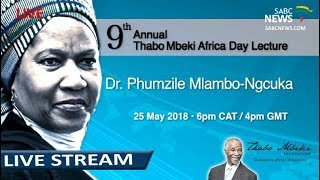 9th Annual Thabo Mbeki Africa Day Lecture: Phumzile Mlambo-Ngcuka