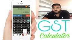 GST Calculator For Business . For A Indian Citizen in Citizen Calculator.Mast  Cool App