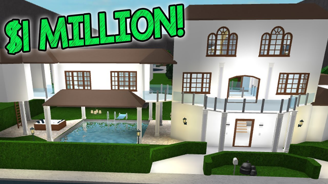 building the most expensive house in roblox bloxburg