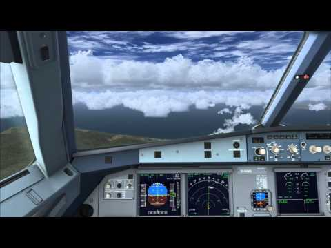 Airbus X Extended LTAC-LTBA Full Flight