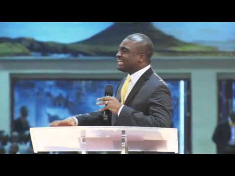 Pastor David Oyedepo Jr.-Christianity Is A Life With Proofs