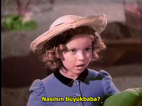 Heidi - 1937 (Türkçe Alt Yazılı Film) - HD 720p / Türkçe Çeviri: Gitarisyen