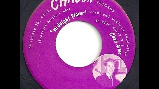 Chad Allen - MIDNIGHT PRAYER (Gold Star Studio)  (1963)