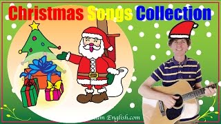 Christmas Song Collection | 6 Songs | Dream English Kids Christmas