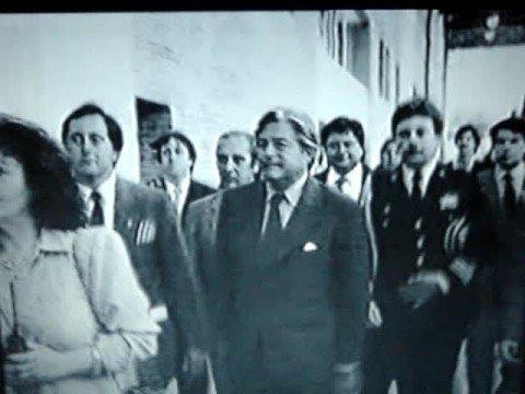 MONTEVIDEO TRES CRUCES INAUGURACION 1994