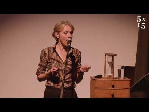 Lucy Kellaway @ 5x15 - Leaving Journalism to Teach