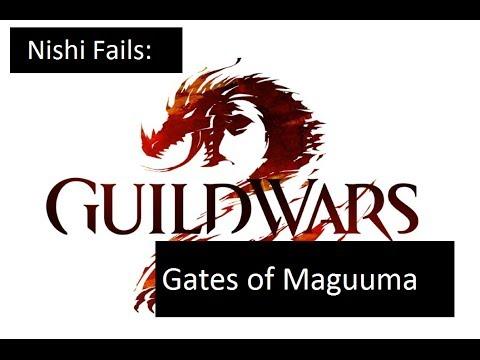 Nishi Fails: GW2 Gates of Maguuma - Buried Locked Chest