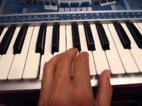 Moll Dreiklänge Intonations Übung für Gesang