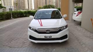 New Honda Amaze 2018 / Customer review / E variant