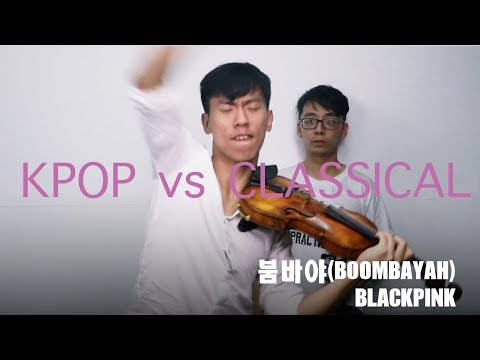 KPOP vs Classical Violin