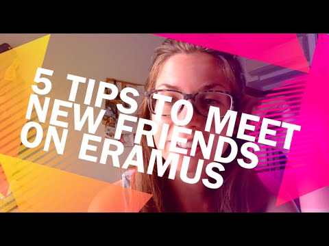 ERASMUS SWEDEN : 5 tips to meet new friends! Linköping