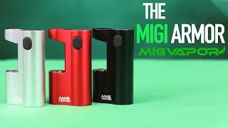 How to use The MIGI Armor | by Mig Vapor