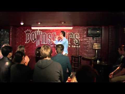 Darrel Draper Downstairs at The Kings Head Comedy Club