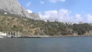Форос Тихая бухта Лучший пляж Фороса