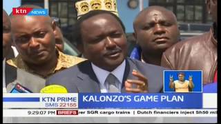 Kalonzo's game plan: Wiper leader warms up to Jubilee, why?