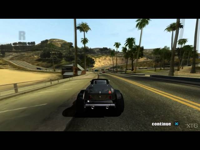Burnout 2: Point of Impact PS2 Gameplay HD (Crash Mode)