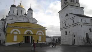 Пафнутьев Боровский монастырь(колокола., 2016-07-11T17:36:22.000Z)