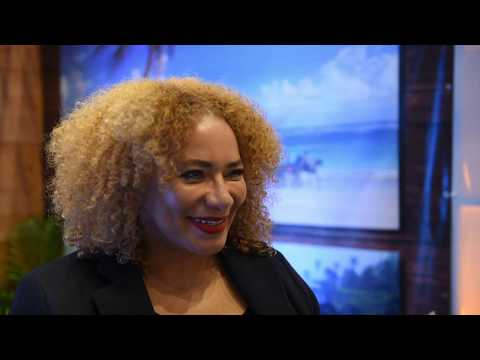Petra Roach, head of global markets, Barbados Tourism Marking