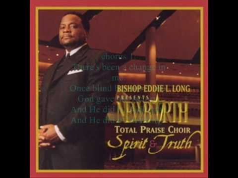 Suddenly by Bishop Eddie L. Long and the New Birth Total Praise Choir