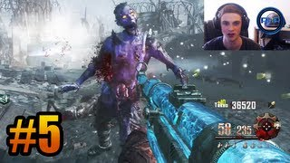 """KICKING ASS!"" - ORIGINS Zombies w/ Ali-A #5 - (Black Ops 2 Zombies Gameplay)"