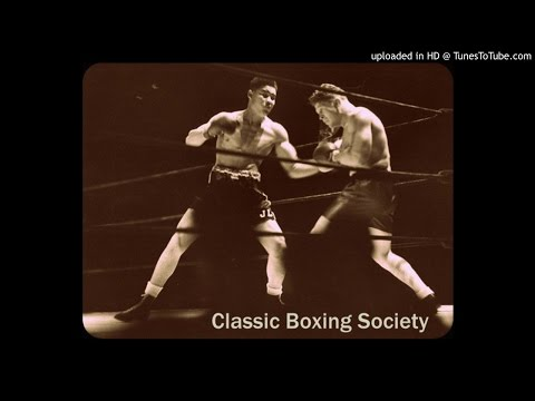 Joe Louis v Al Ettore - Original Radio Broadcast