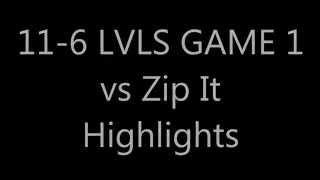 Wasatch LC (UT) vs Zip It (NV) @ 2015 Las Vegas Showcase 11-6-15