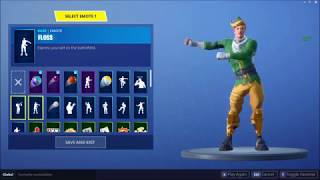 FORTNITE ACCOUNT FOR SALE // CODENAME ELF // GAMEPLAY!