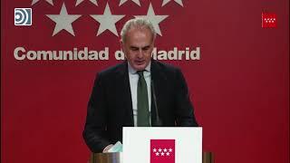 #Coronavirus: Madrid prohíbe todas las reuniones desde las 00 a las 6