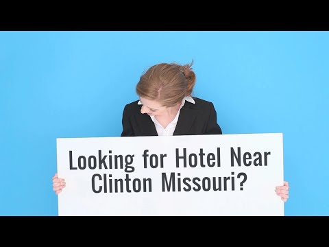Looking for hotel near Clinton Missouri - Westbridge inn and suites