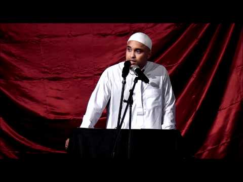 Part 11/15 - 'Gangster's Paradise' - Cambridge Islamic Youth Conference - 8th Aprl 2012