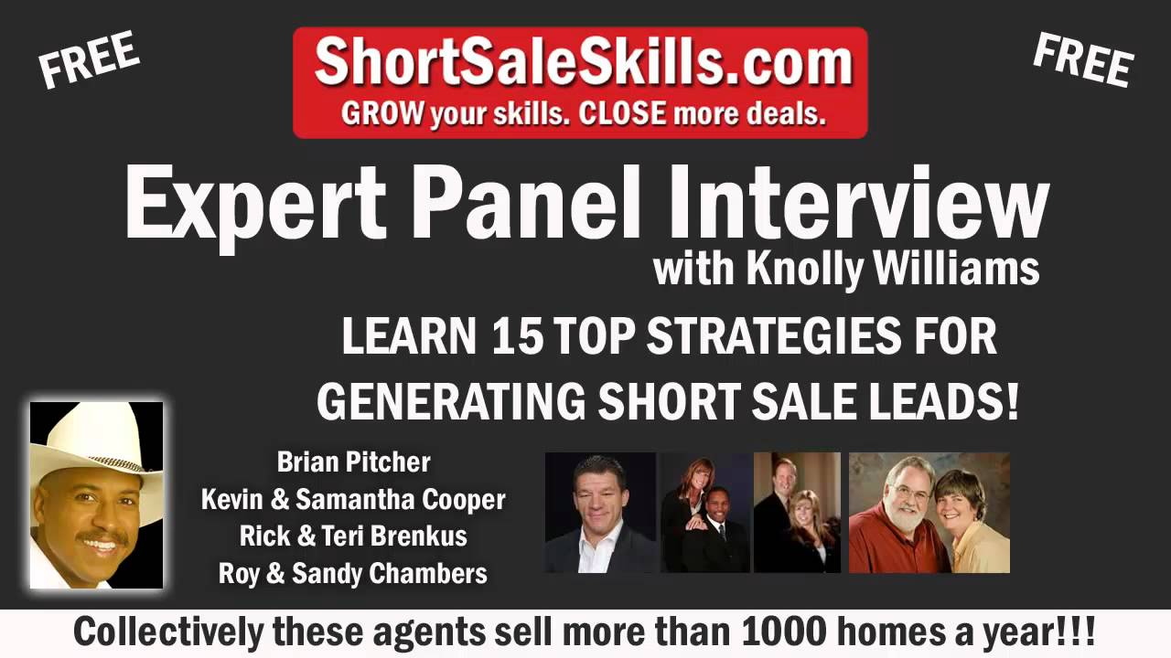 Delightful Short Sale Leads #2: 15 TOP STRATEGIES FOR GENERATING SHORT SALE LEADS!!!