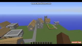 видео майнкрафт как сделать большую деревню(Ребят как всегда я снова Миха и сегодня я снимал как сделать огромную деревню. Давайте же наберём 15 лайков...., 2015-03-14T11:18:22.000Z)