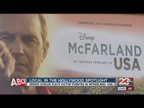 Local Actor In The Hollywood Spotlight