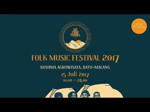 Float Stupido Ritmo - Folk Music Festival 2017