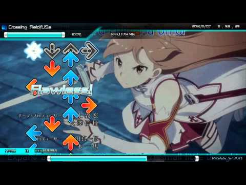 [Stepmania 5] Sword Art Online - Crossing Field (OP1)