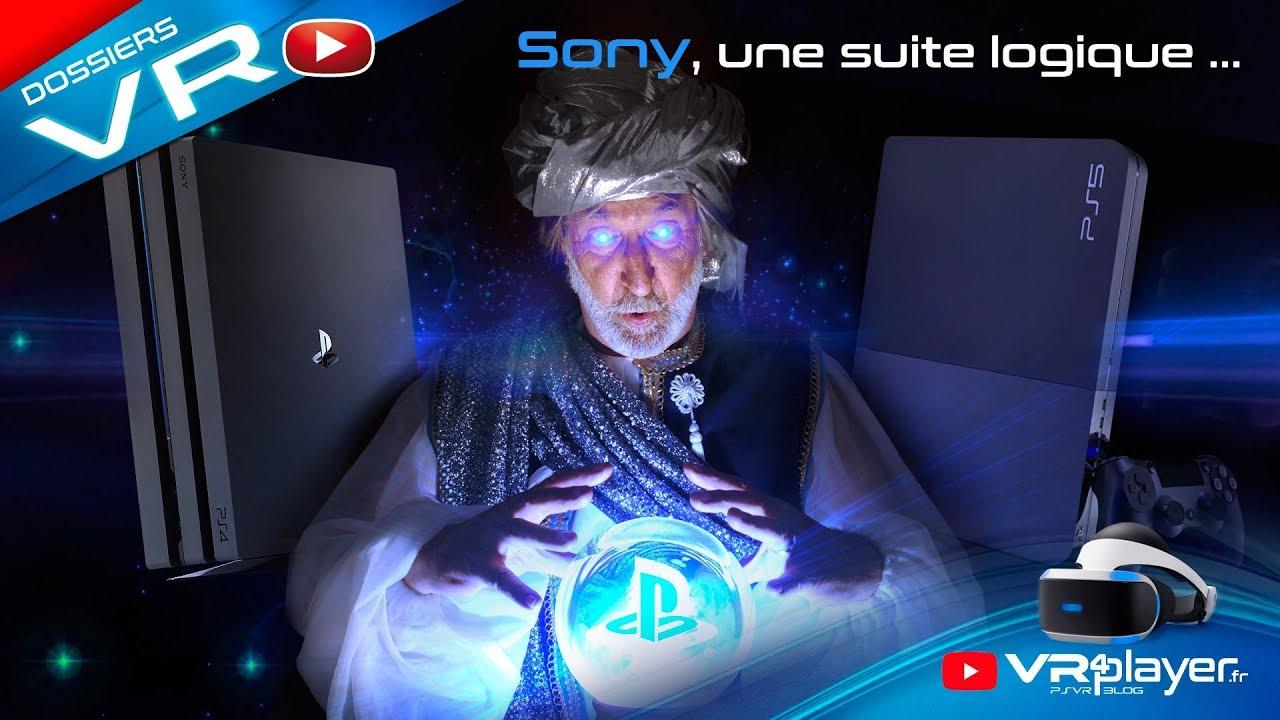 PlayStation 5 : La prochaine Console PS5 de Sony - VR4player.fr