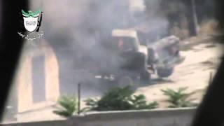 Video Syria Aleppo Destroyed Trucks 1 8 2013 download MP3, MP4, WEBM, AVI, FLV April 2018