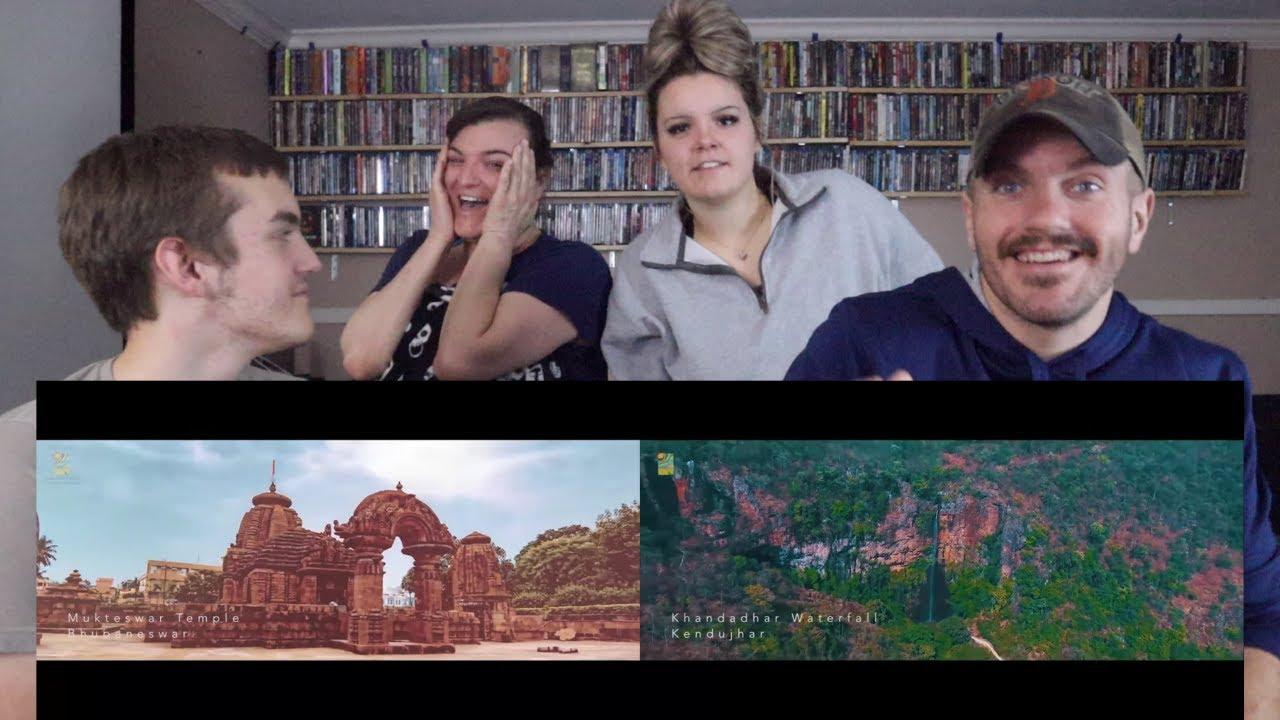 Odisha Tourism latest film on the beauty of Odisha REACTION!