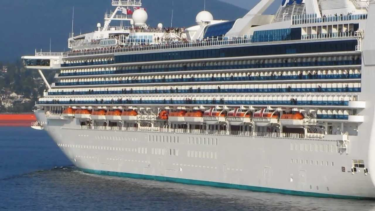 Sea Princess  Cruise Ship Information  Princess Cruises