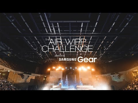 Air Wipp Challenge 2017 - Women and Youth competitions