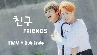 [mv] bts - friends lirik terjemahan #bts #friends #mots7 #subindo • follow me on : twitter https://twitter.com/gurlffyndor instagram https://instagra...