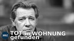 GROßSTADTREVIER: Trauer - Jan Fedder mit 64 Jahren gestorben