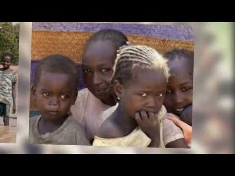 Children of Africa (Child in Time)