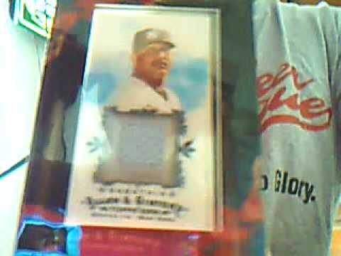 2009 Allen Ginter BOX BREAK And NFL UD ICONS SWEET